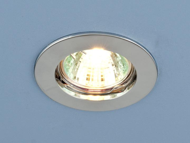 Точечный светильник Elektrostandard 863 MR16 CH хром