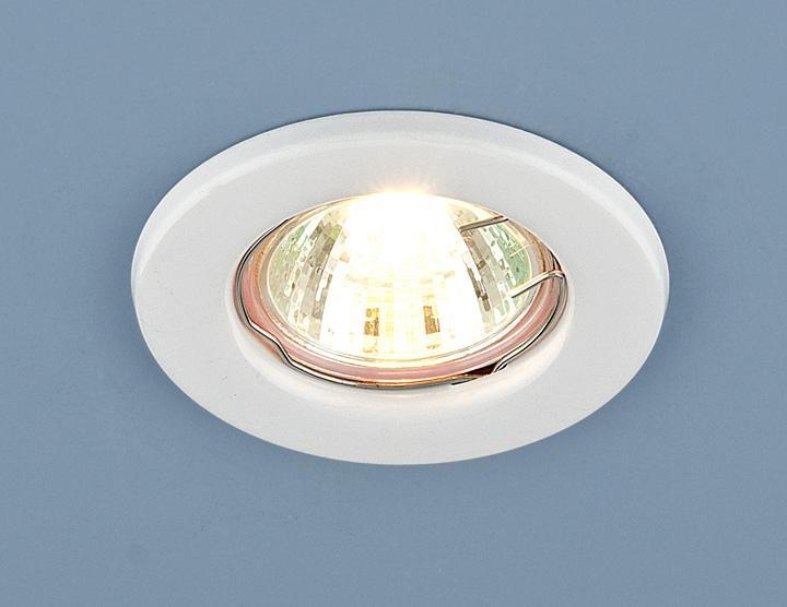 Точечный светильник Elektrostandard 9210 MR16 WH белый