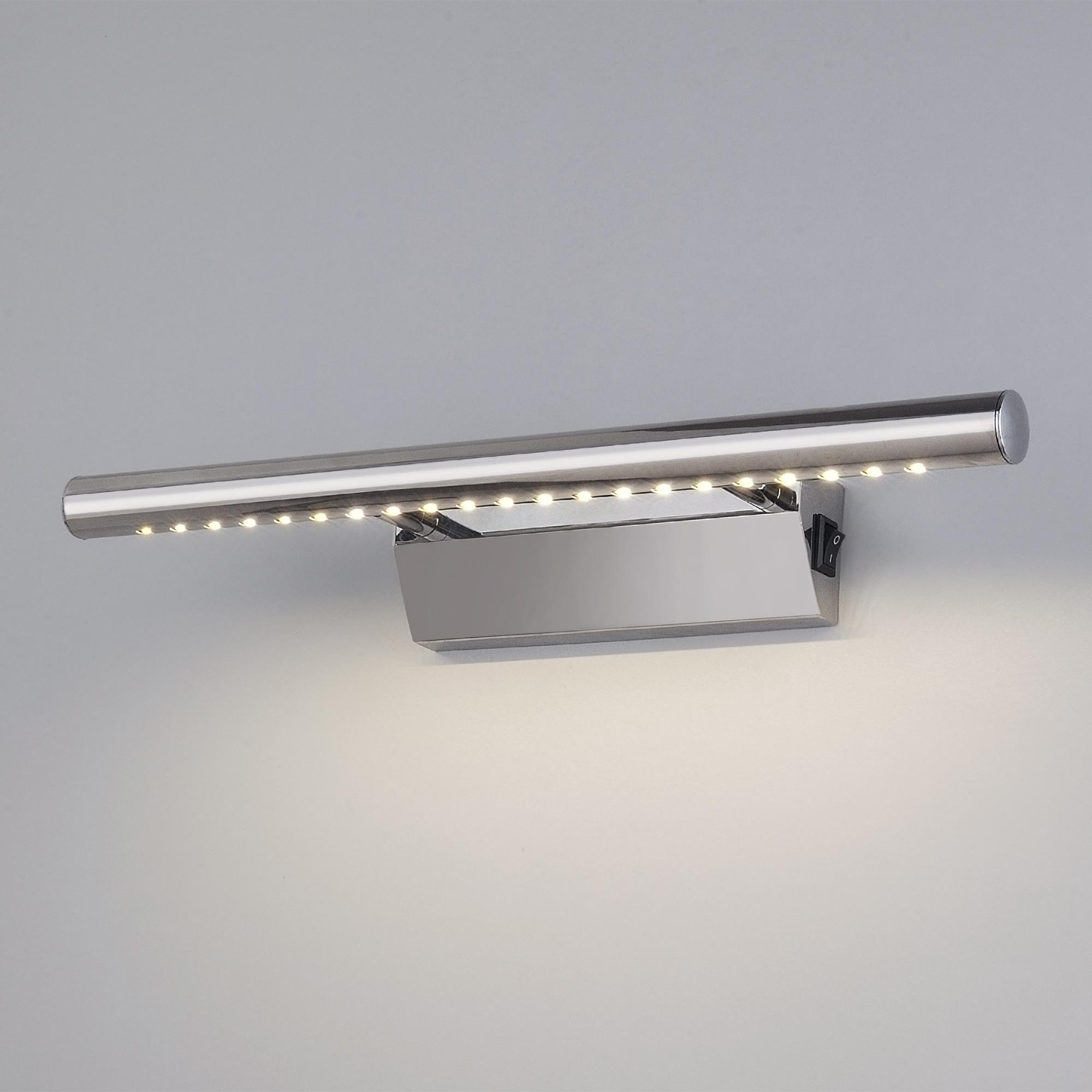 Trinity Neo SW LED хром (MRL LED 1001) с выключателем