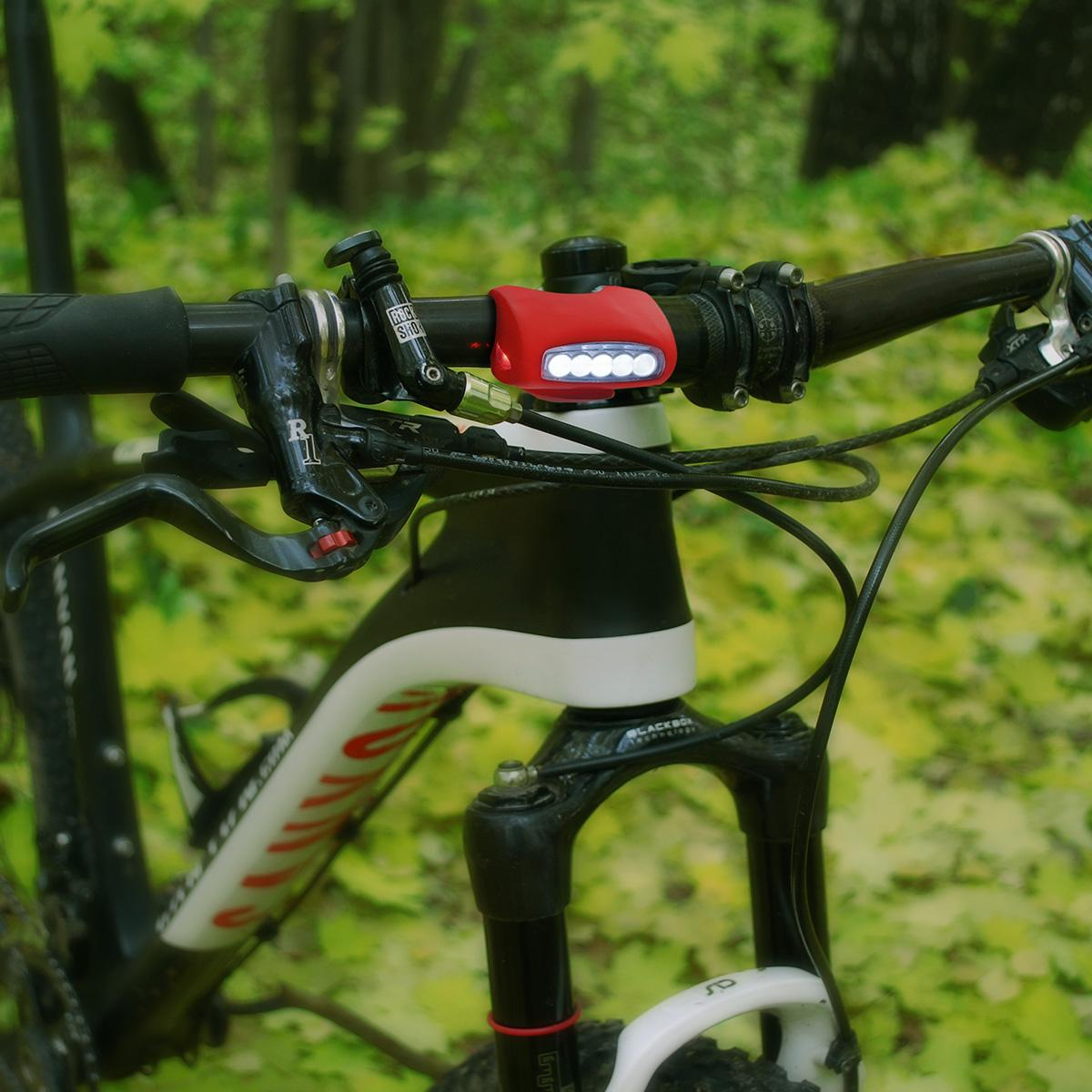 Велофонарь Forward (FLB01-06W)