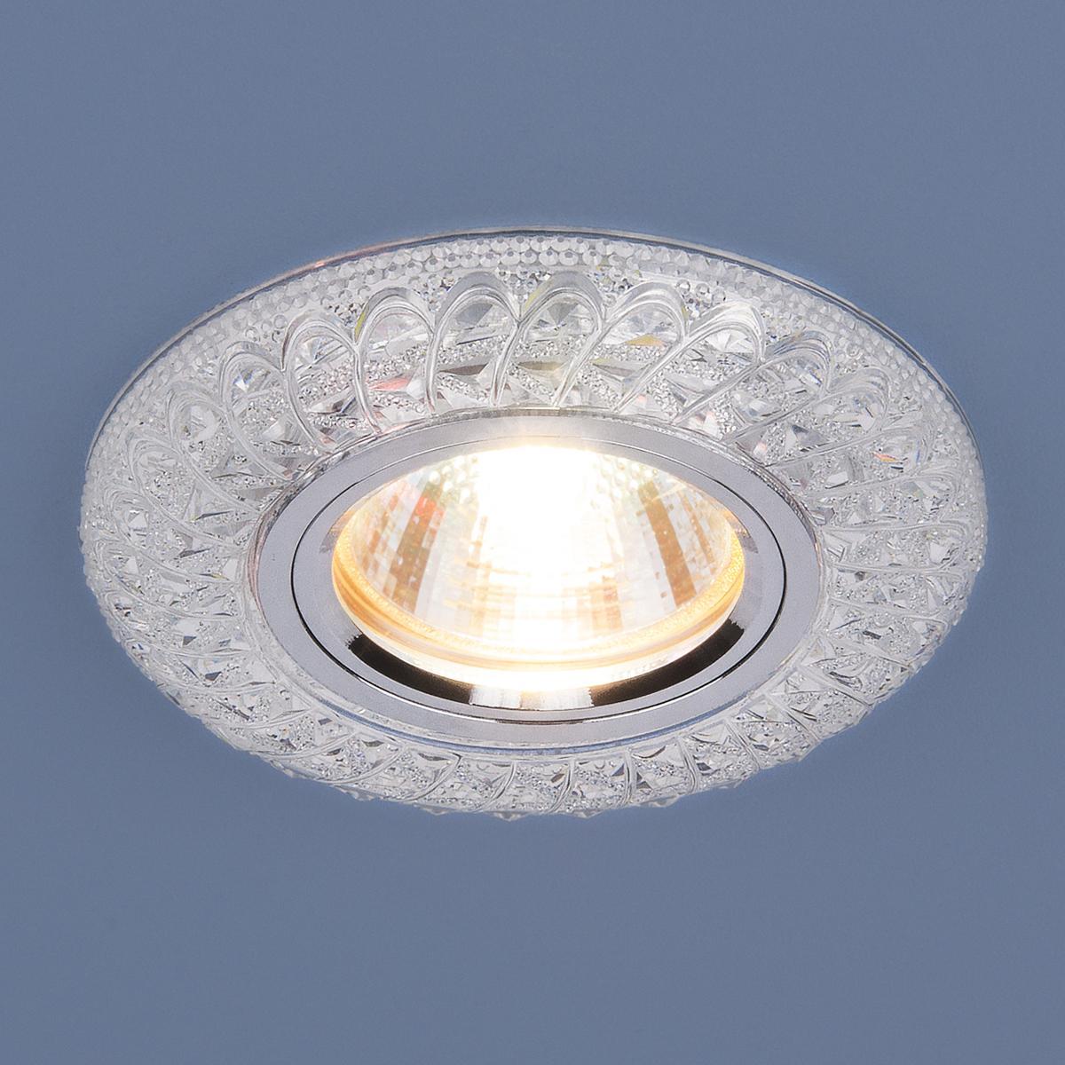 Точечный светильник Elektrostandard 2180 MR16 CL прозрачный