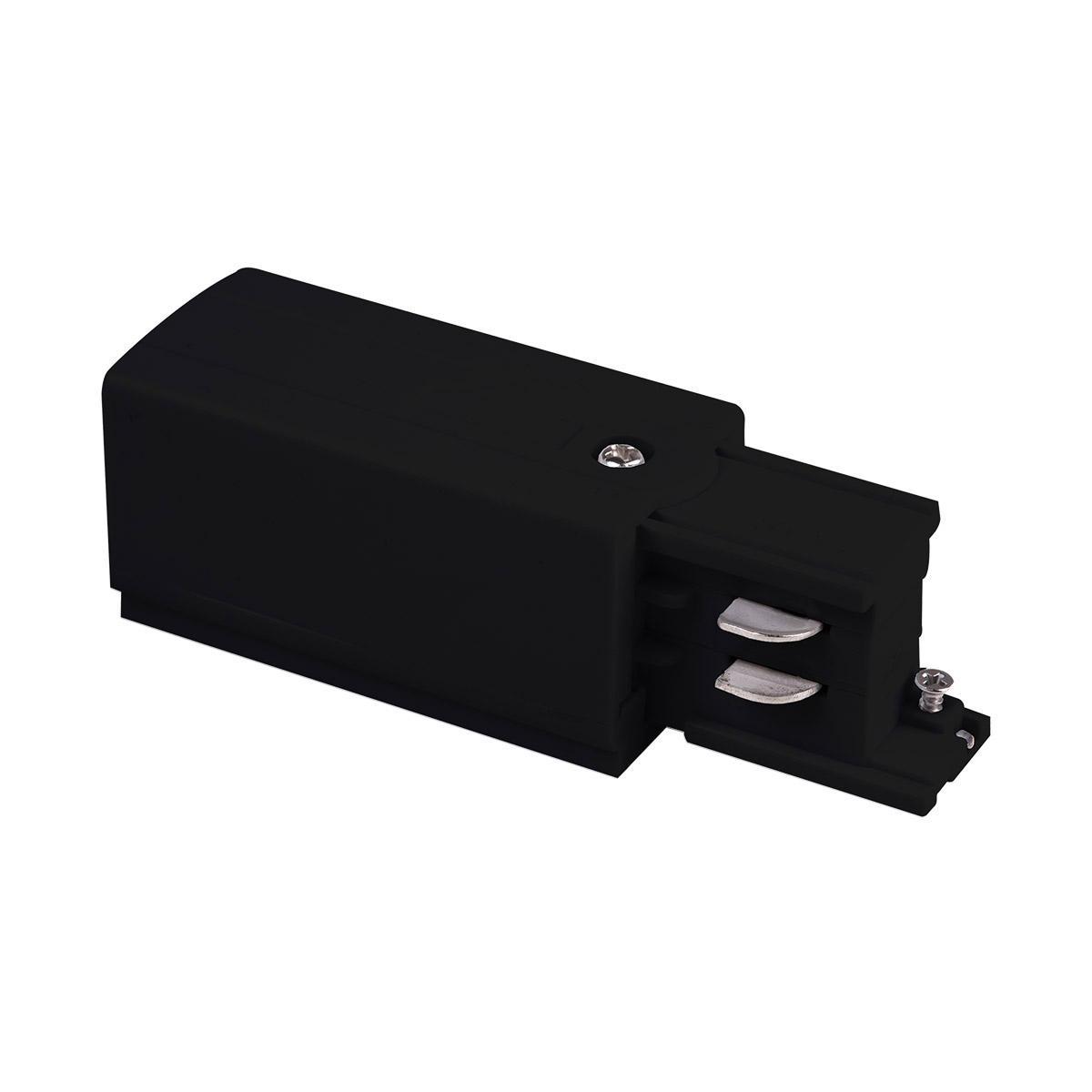 TRP-1-3-R-BK / Ввод питания правый для трехфазного шинопровода (черный)
