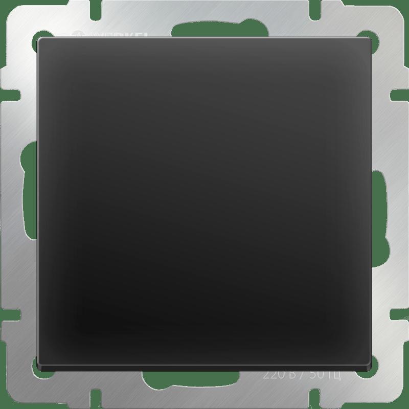 WL08-70-11/ Заглушка (черный матовый)