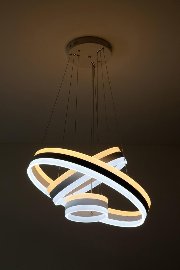 Подвесной светильник LED4U 1082/60+40+20 LED