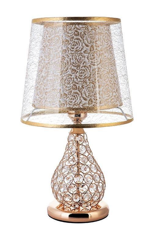 Настольная лампа LED4U 825 GD