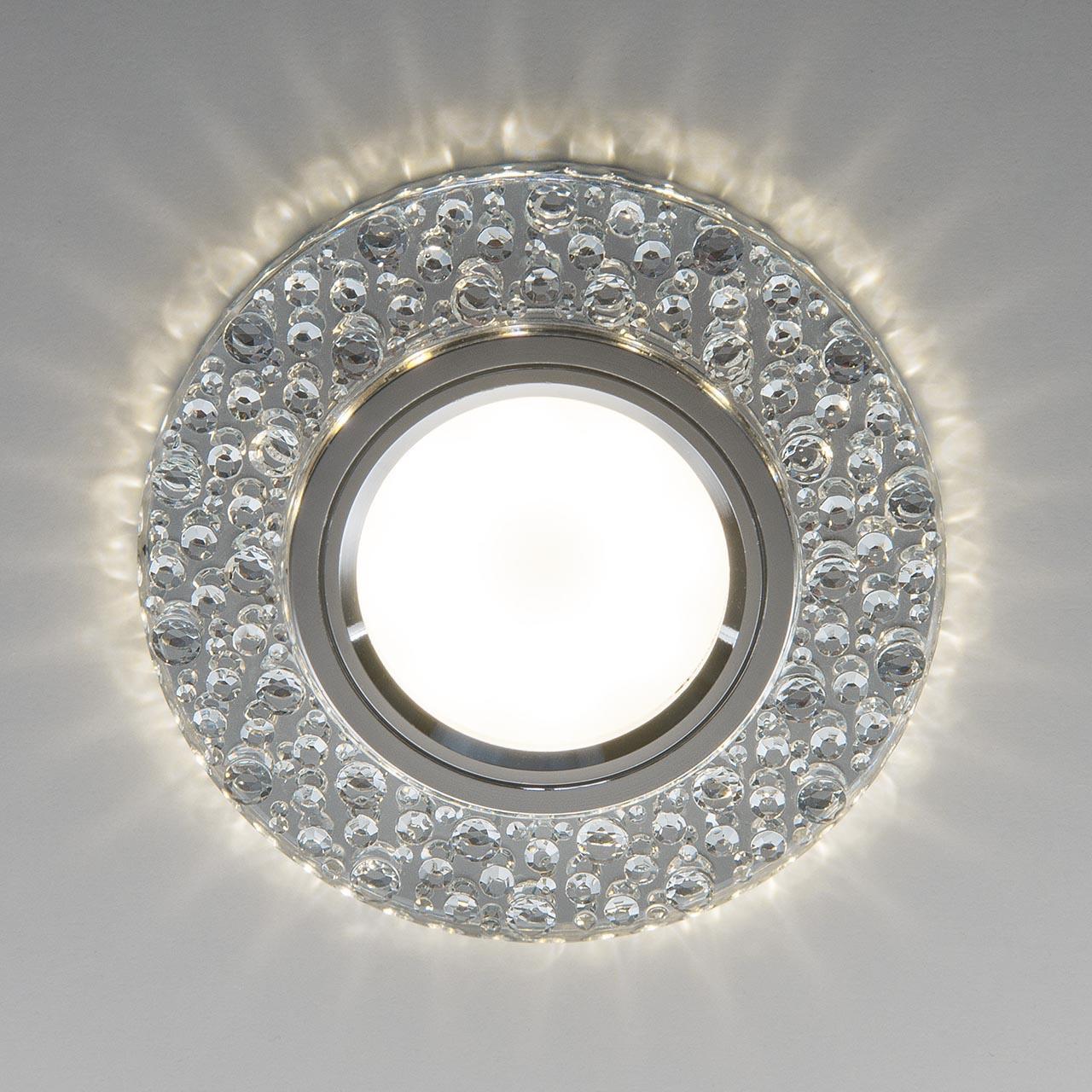 Точечный светильник Ecola MR16 LD7040 GU5.3 LED