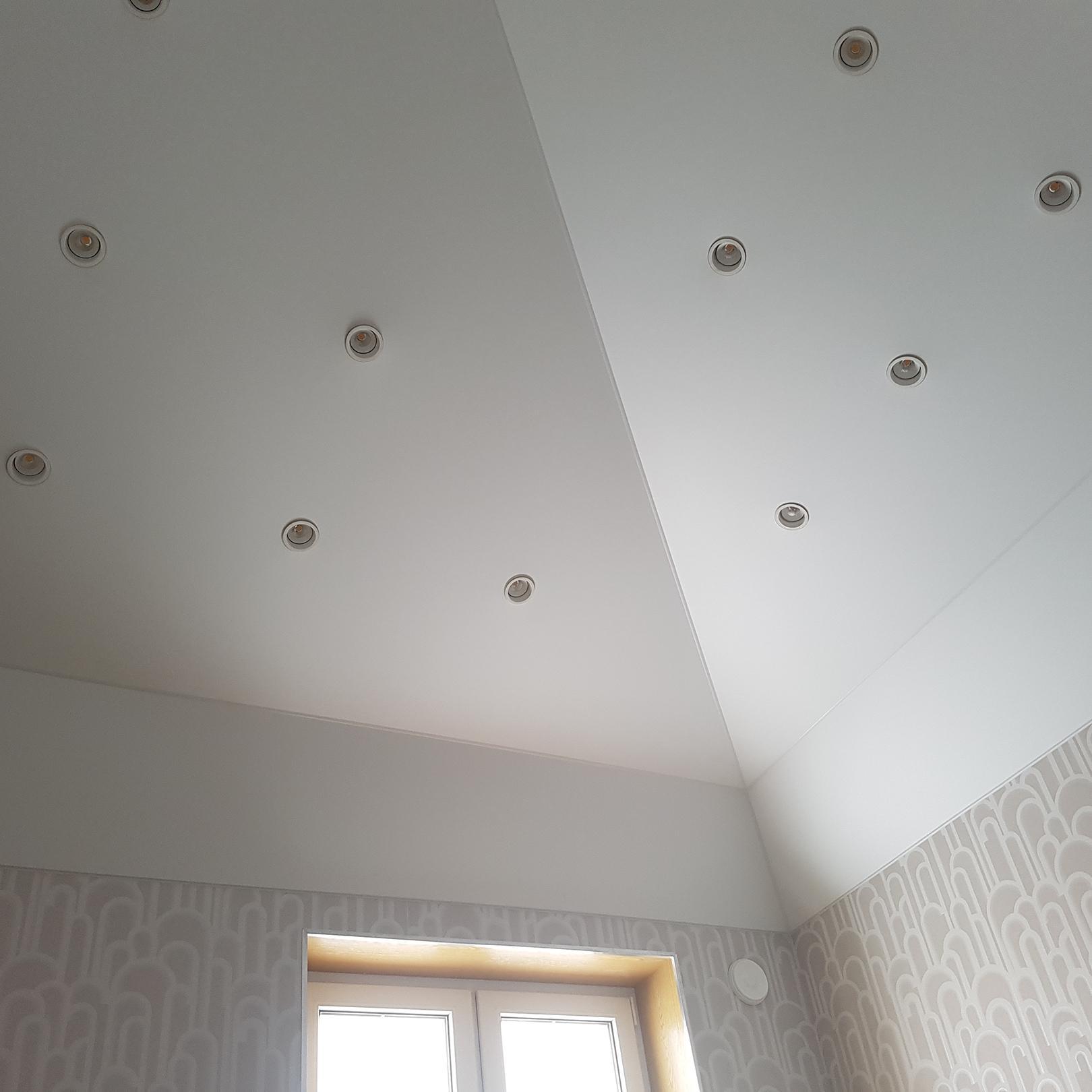 натяжной потолок в коврове